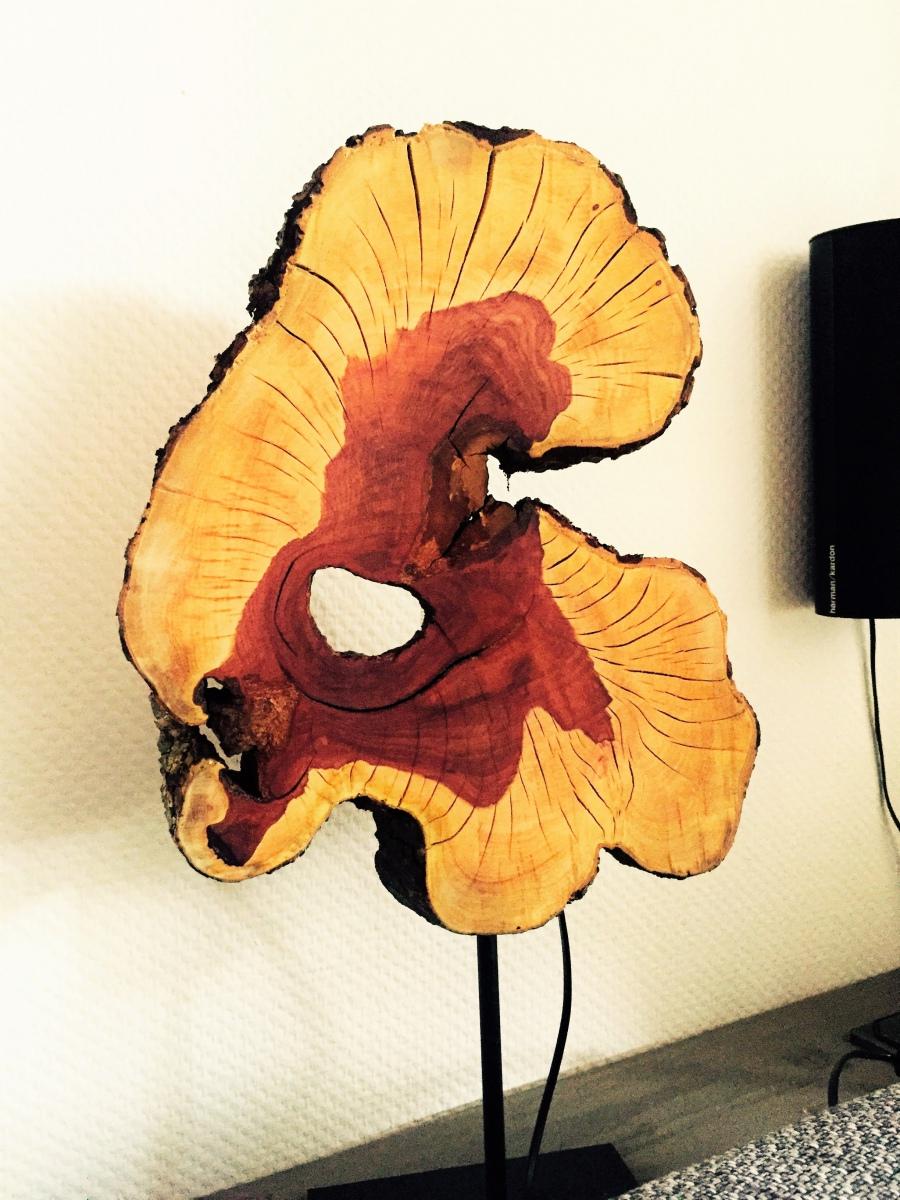 Stehlampe Birnenbaum